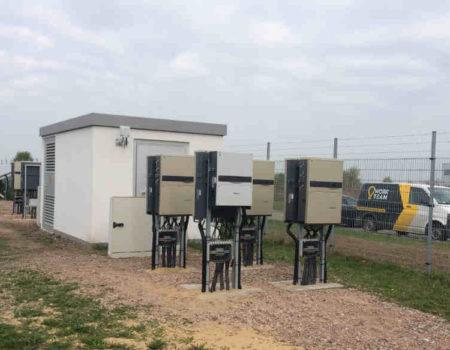 Repowering Arnstadt – Deutschland