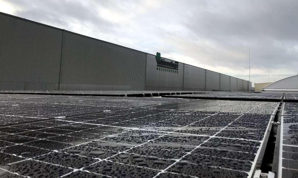 Anlagebau 750 kWp